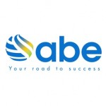 ABE logo colour slogan Accred Page