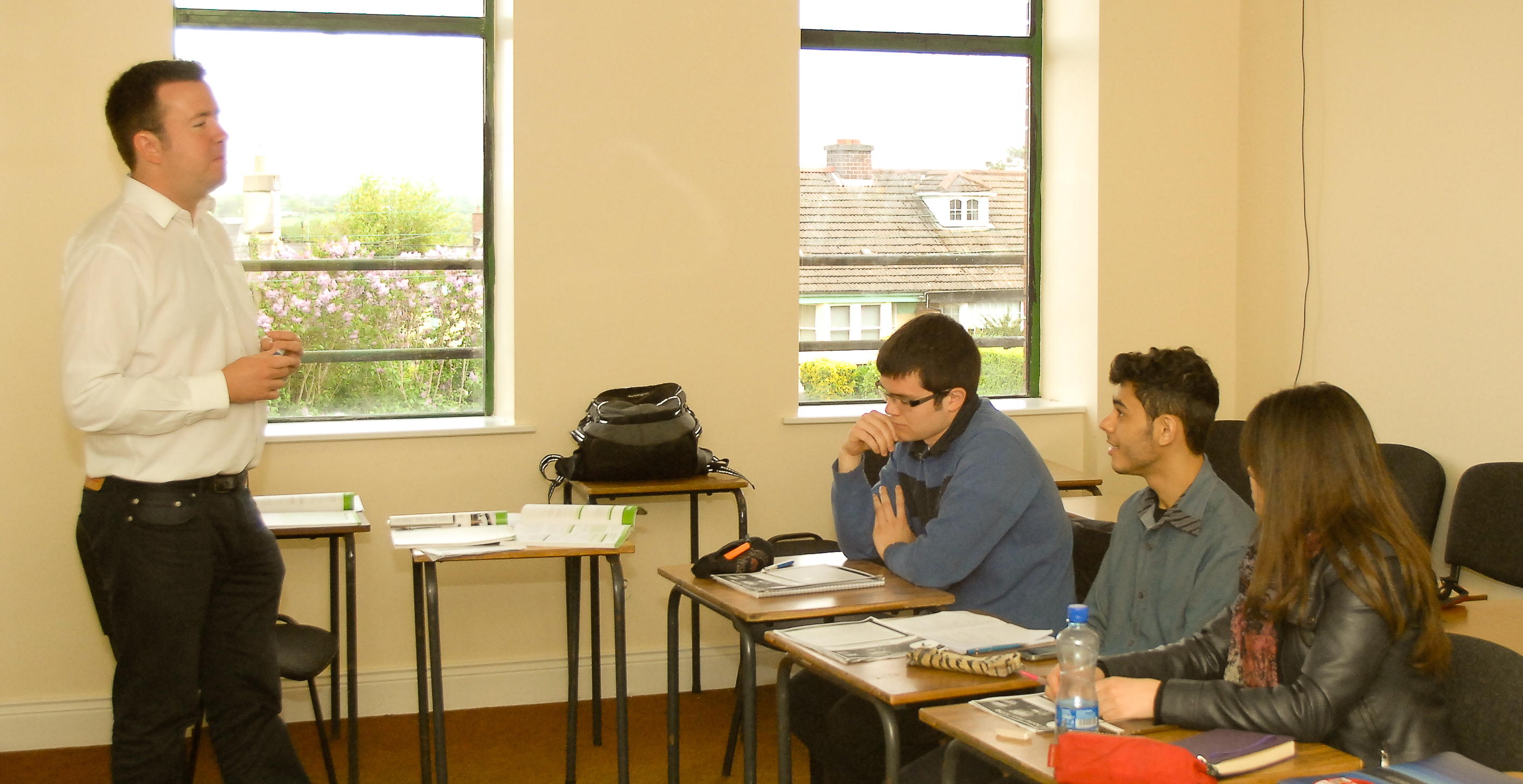 Supervised Study   Private Second Level School   Revision ...